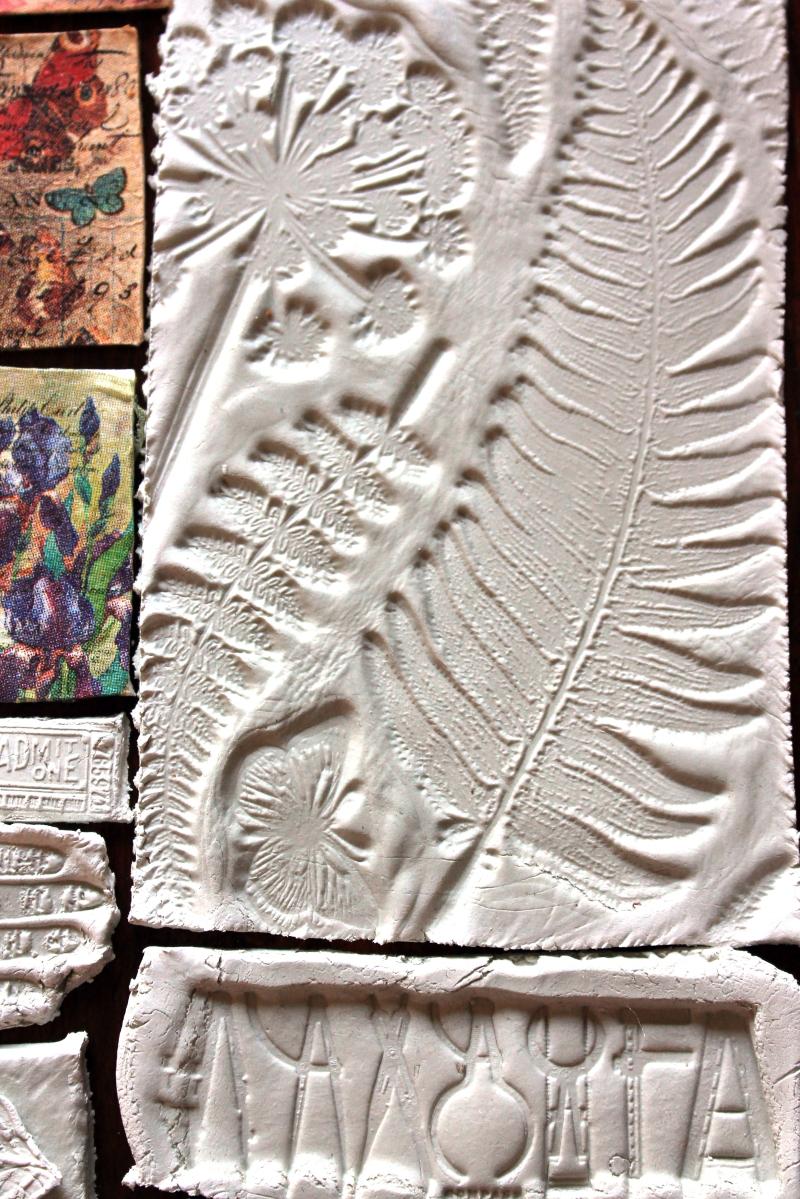 Art tiles απο πηλο ή πλακακια πηλου- Μερος Πρωτο