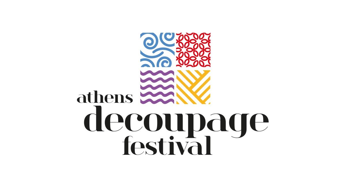 Athens Decoupage Festival 3 & 4 Μαρτιου 2018